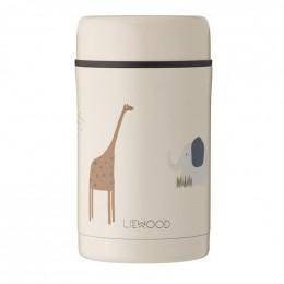 Pot alimentaire thermique Bernard - Safari sandy mix
