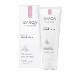 Crème mains sensitive - sans parfums - 75 ml