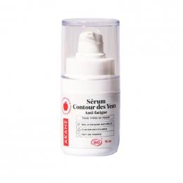 Sérum Bio contour des yeux - anti fatigue - 15 ml