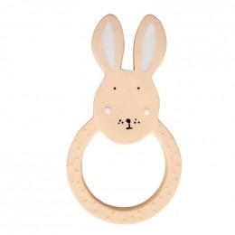 Anneau de dentition en caoutchouc naturel  - Mrs. rabbit