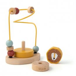 Labyrinthe à perles en bois - Mr. lion