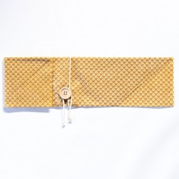 Pochette cirée pour sandwichs - 40 x 45 cm - Odenn