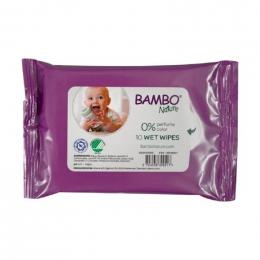 Lingettes pour bébé paquet de voyage de 10 lingettes