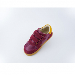 Chaussures I-Walk 638102 Riley Boysenberry + Chartreuse