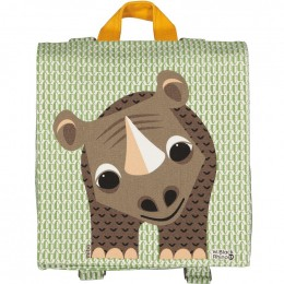 Sac à dos / cartable maternelle - Bébé rhino