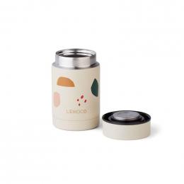 Pot alimentaire thermique Nadja - Geometric foggy mix