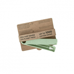 LastSwab Baby - Coton tige beauté lavable et réutilisable pour bébé - Vert